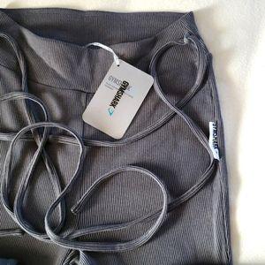Gymshark slounge ribbon bottoms
